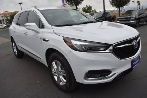2019 Buick Enclave for sale at DIAMOND VALLEY HONDA in Hemet CA