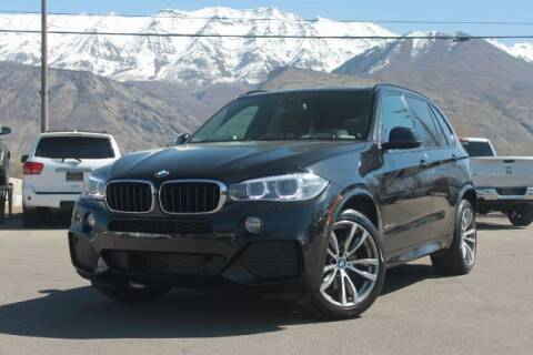 2015 BMW X5 for sale at REVOLUTIONARY AUTO in Lindon UT