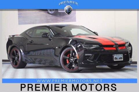 2016 Chevrolet Camaro for sale at Premier Motors in Hayward CA