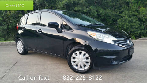2016 Nissan Versa Note for sale at Houston Auto Preowned in Houston TX
