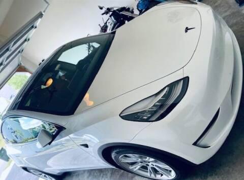 2020 Tesla Model Y for sale at Mercury Auto Sales in Woodland Park NJ