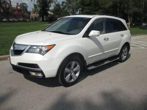 2011 Acura MDX for sale at RENNSPORT Kansas City in Kansas City MO