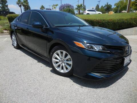 2019 Toyota Camry for sale at ARAX AUTO SALES in Tujunga CA