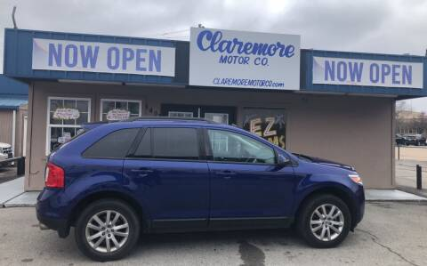 2013 Ford Edge for sale at Claremore Motor Company in Claremore OK