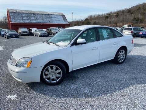 2007 Ford Five Hundred for sale at Bailey's Auto Sales in Cloverdale VA