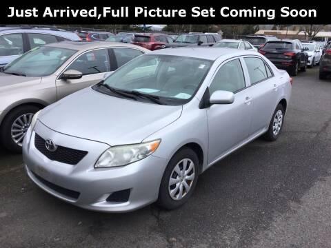 2010 Toyota Corolla for sale at Royal Moore Custom Finance in Hillsboro OR