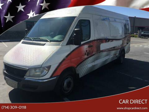 2004 Dodge Sprinter Cargo for sale at Car Direct in Orange CA