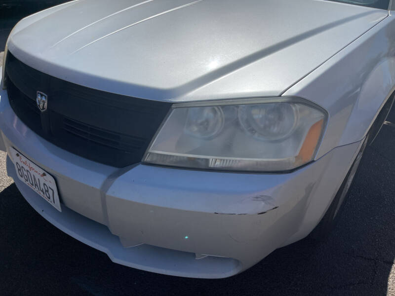 2010 Dodge Avenger for sale at Best Buy Auto Sales in Hesperia CA