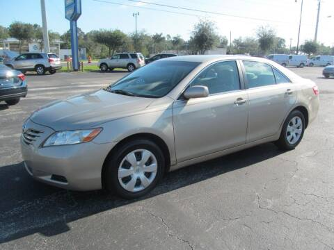 2007 Toyota Camry for sale at Blue Book Cars in Sanford FL