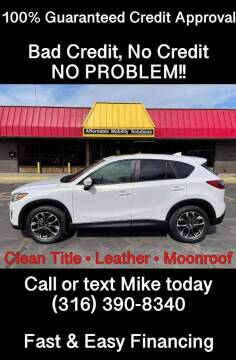2016 Mazda CX-5 for sale at Affordable Mobility Solutions, LLC - Standard Vehicles in Wichita KS