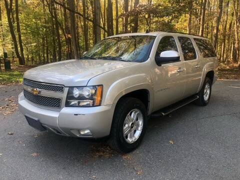 2009 Chevrolet Suburban for sale at Bowie Motor Co in Bowie MD