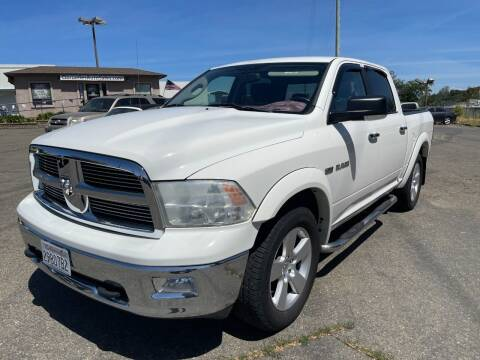 2009 Dodge Ram Pickup 1500 for sale at Deruelle's Auto Sales in Shingle Springs CA