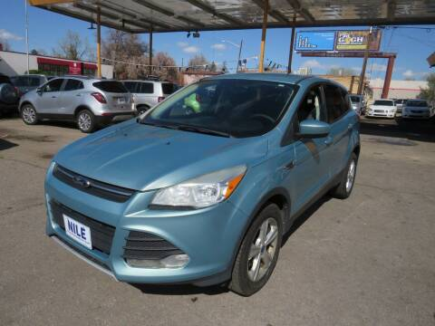 2013 Ford Escape for sale at Nile Auto Sales in Denver CO