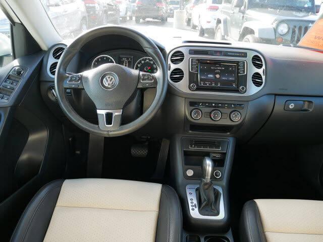 2017 Volkswagen Tiguan AWD 2.0T S 4Motion 4dr SUV - Hazlet NJ