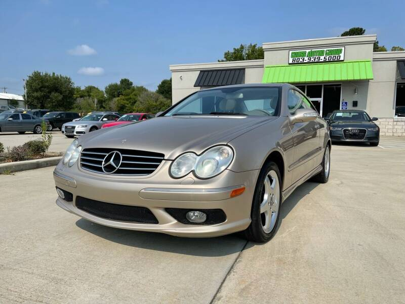 2003 Mercedes-Benz CLK for sale at Cross Motor Group in Rock Hill SC