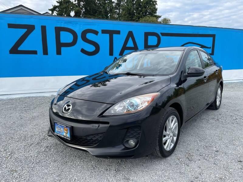 2012 Mazda MAZDA3 for sale at Zipstar Auto Sales in Lynnwood WA