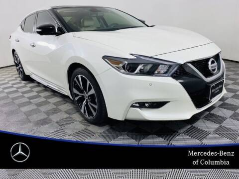 2018 Nissan Maxima for sale at Preowned of Columbia in Columbia MO