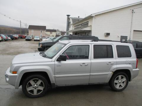 2010 Jeep Patriot for sale at ROUTE 119 AUTO SALES & SVC in Homer City PA