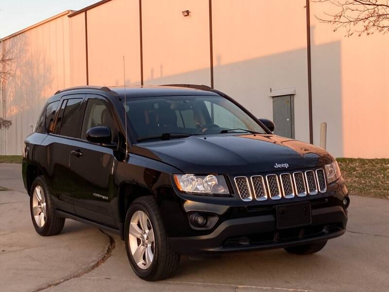 2016 Jeep Compass for sale at MILANA MOTORS in Omaha NE