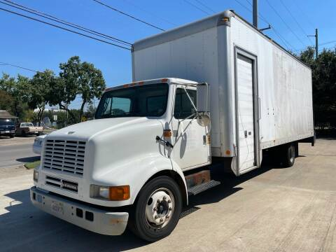 2002 International 4500 for sale at National Auto Group in Houston TX