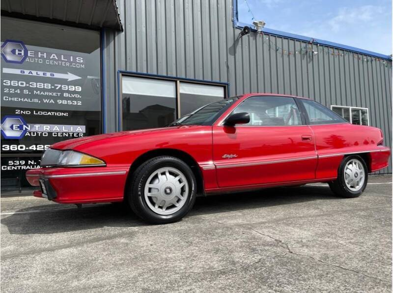1992 Buick Skylark for sale at Chehalis Auto Center in Chehalis WA
