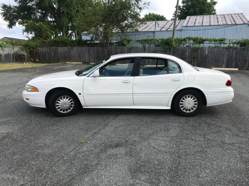2003 Buick LeSabre for sale at Mike's Auto Sales of Charlotte in Charlotte NC