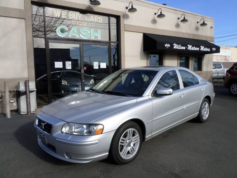 2009 Volvo S60 for sale at Wilson-Maturo Motors in New Haven Ct CT
