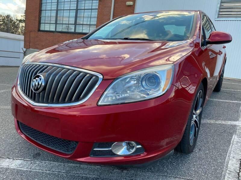 2016 Buick Verano for sale at Atlanta's Best Auto Brokers in Marietta GA
