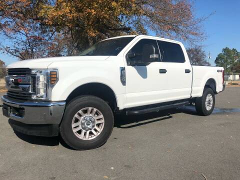 2018 Ford F-250 Super Duty for sale at Callahan Motor Co. in Benton AR