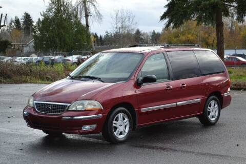 2003 Ford Windstar for sale at Skyline Motors Auto Sales in Tacoma WA
