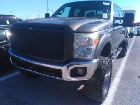 2011 Ford F-250 Super Duty for sale at Adams Auto Group Inc. in Charlotte NC