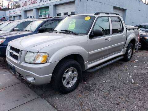 2004 Ford Explorer Sport Trac for sale at Devaney Auto Sales & Service in East Providence RI