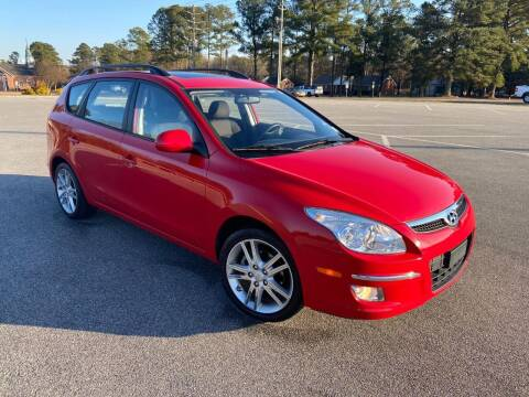 2010 Hyundai Elantra Touring for sale at Carprime Outlet LLC in Angier NC