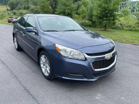 2014 Chevrolet Malibu for sale at Hawkins Chevrolet in Danville PA