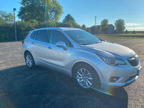 2019 Buick Envision for sale at Diede's Used Cars in Canistota SD