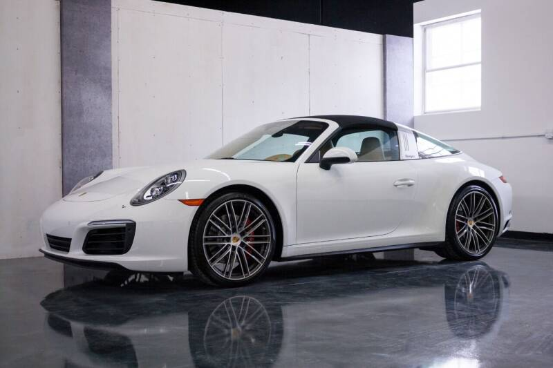 2017 Porsche 911 for sale at RoseLux Motors LLC in Schnecksville PA