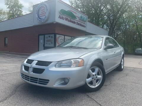2005 Dodge Stratus for sale at GMA Automotive Wholesale in Toledo OH