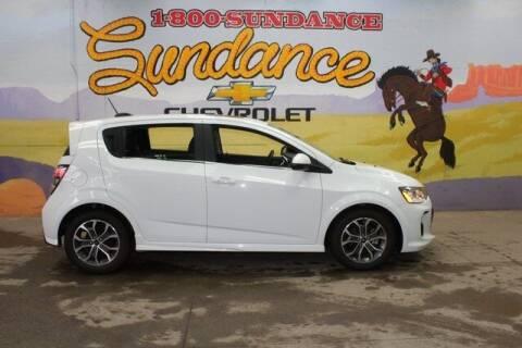 2018 Chevrolet Sonic for sale at Sundance Chevrolet in Grand Ledge MI