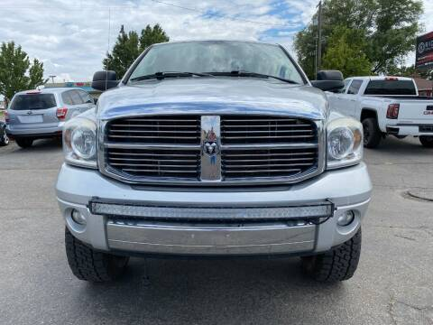 2008 Dodge Ram Pickup 2500 for sale at Rides Unlimited in Nampa ID