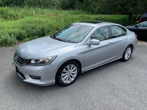 2014 Honda Accord for sale at Crazy Cars Auto Sale in Jersey City NJ
