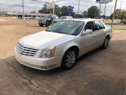 2011 Cadillac DTS for sale at Herman Jenkins Used Cars in Union City TN