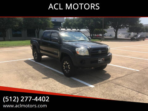 2007 Toyota Tacoma for sale at ACL MOTORS in Austin TX