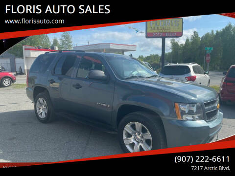 2009 Chevrolet Tahoe for sale at FLORIS AUTO SALES in Anchorage AK