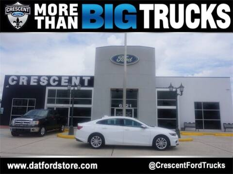 2018 Chevrolet Malibu for sale at Crescent Ford in Harahan LA