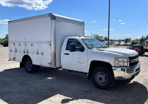 2011 Chevrolet Silverado 3500HD for sale at KA Commercial Trucks, LLC in Dassel MN