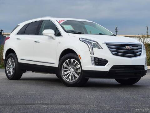 2019 Cadillac XT5 for sale at BuyRight Auto in Greensburg IN