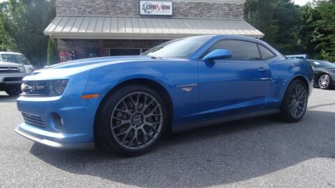 2013 Chevrolet Camaro for sale at Driven Pre-Owned in Lenoir NC