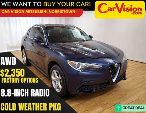 2019 Alfa Romeo Stelvio for sale at Car Vision Mitsubishi Norristown in Norristown PA