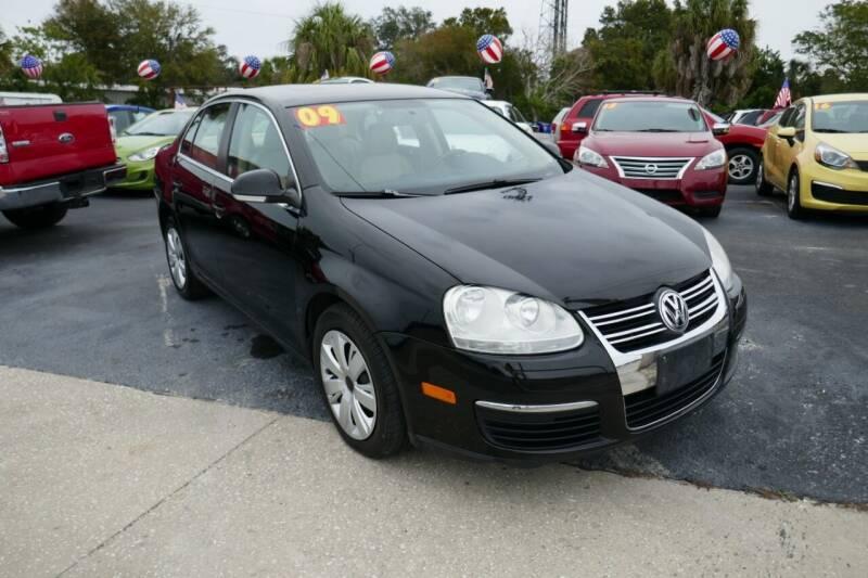 2009 Volkswagen Jetta for sale at J Linn Motors in Clearwater FL