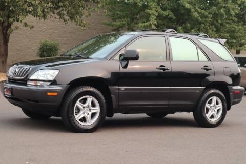 2002 Lexus RX 300 for sale at Beaverton Auto Wholesale LLC in Hillsboro OR